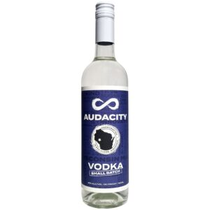 Vodka – Original Audacity Vodka Bottle