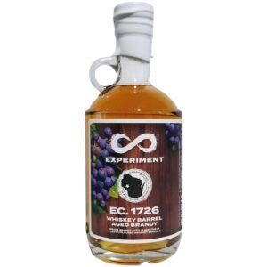 Whiskey Barrel Aged Brandy