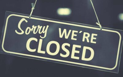 Upcoming Closures