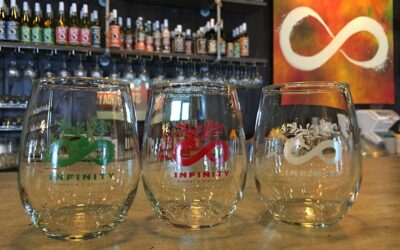 2019 Holiday Glassware Now Available
