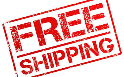 Free Shipping For Online Orders