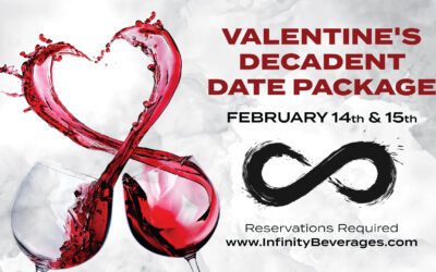 Valentine's Decadent Date Package: Book Now!