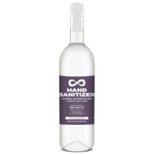 Sanitizer – 80% ABV Antiseptic 1 – 750 ML (25.4 FL OZ)