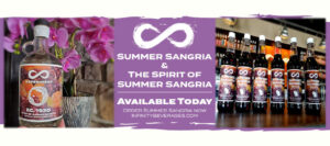 SUMMER SANGRIA + THE SPIRIT OF SUMMER SANGRIA AVAILABLE TODAY