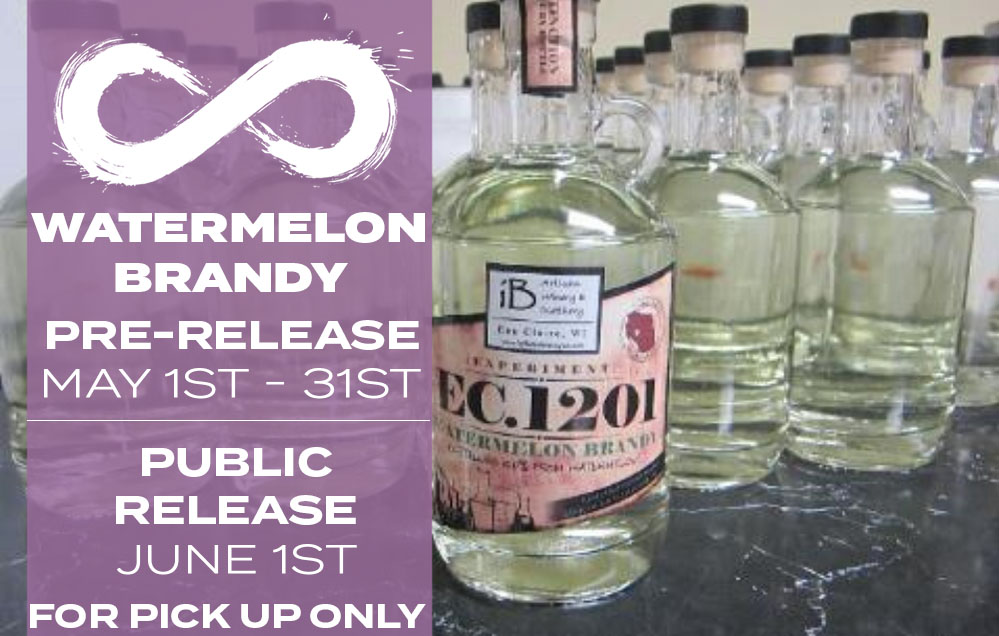Watermelon Brandy Release