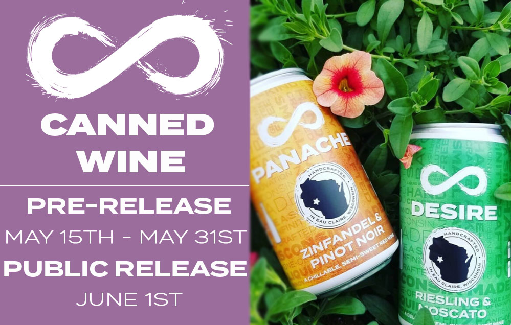 Canned Wine Release