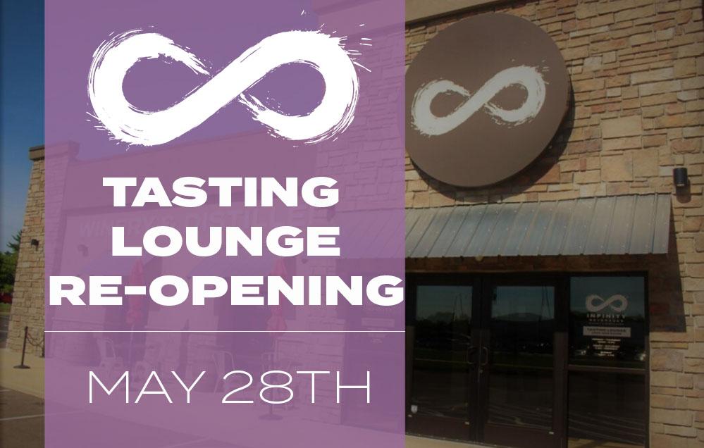 Tasting Lounge Re-Opening