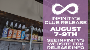 INFINITY AUGUST CLUB RELEASE