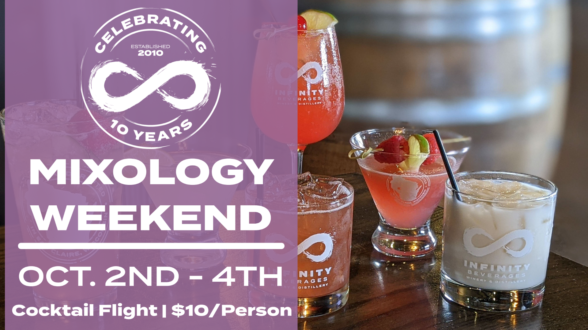 MIXOLOGY WEEKEND