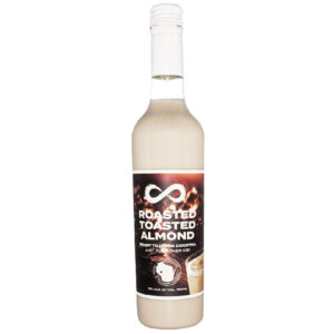 Roasted Toasted Almond Ready-to-Drink Bottle