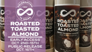 ROASTED TOASTED ALMOND