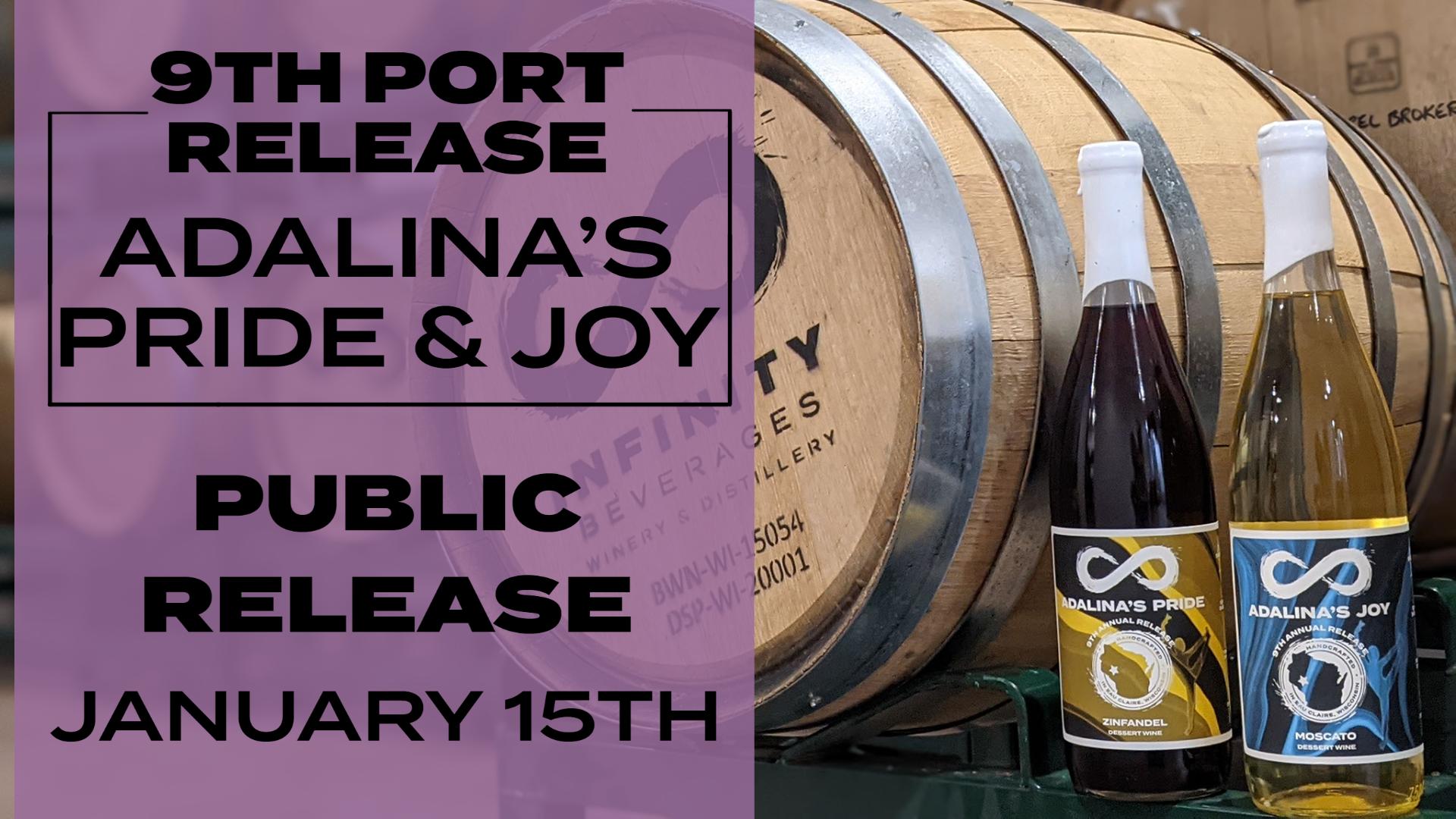 Adalina's Pride & Joy 9th Public Release