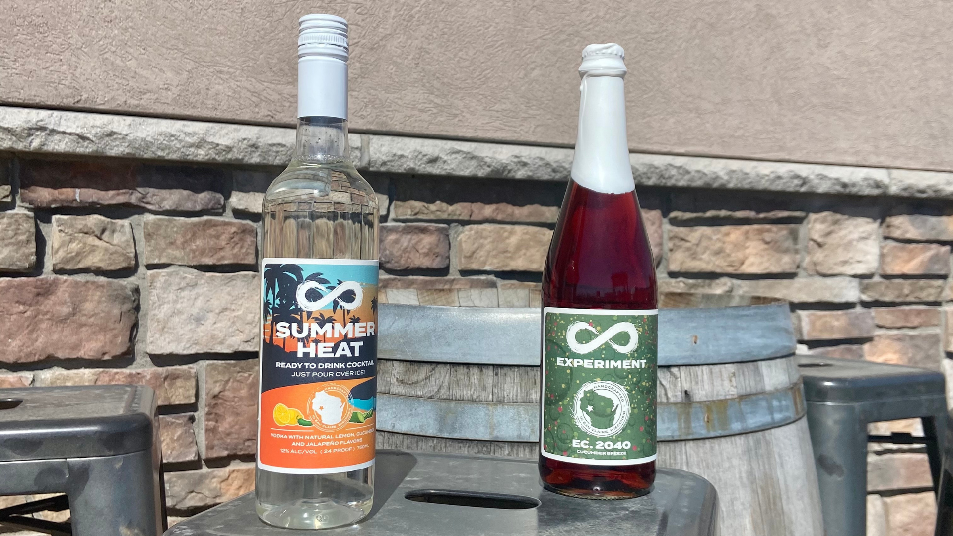 Cucumber Breeze & Summer Heat Ready to Drink Release
