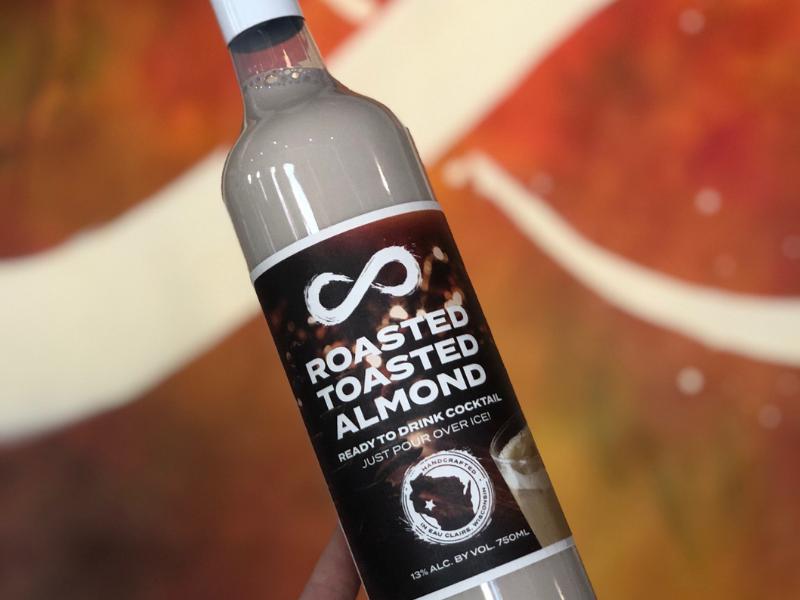 Roasted Toasted Almond